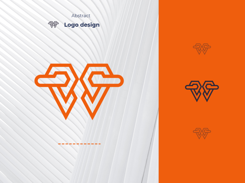 Abstract logo design - Fireloobs