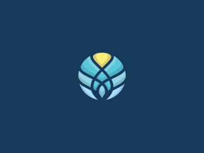 Abstract mark abstract design vector illustration design brand logo design logo identity branding