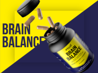 Packaging Design - Brain Balance