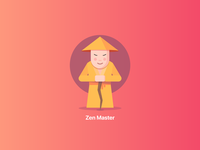 Social avatar for an app