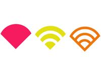 3 types of Wifi Icon using one method