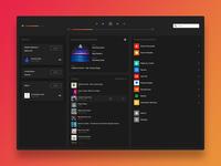 Sonos Desktop Redesign