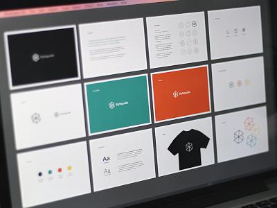 Styleguide Brand Boards mockup identity logo guidelines guide style styleguide boards brand branding