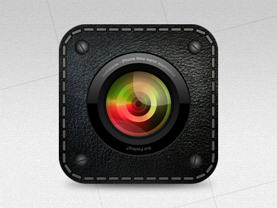 Instalapse Icon icon iphone photography camera ios time-lapse lens