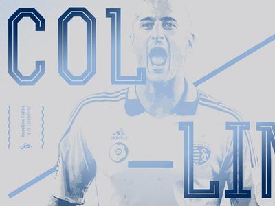 Sporting KC. Aurelien Collin. #78 (V3b)