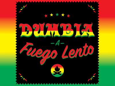 Dumbia a Fuego Lento. Playlist Art. V1b