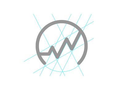 Logo Concept Final - Grid logo identity branding app icon