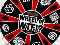Non Toxic Revolution Spin Wheel