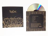 Rondre Custom CD Sleeve