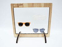 Yellow108 Sunglass Rack