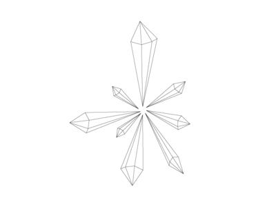 random diamond