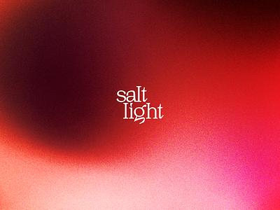 saltlight - type logo