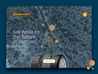 Continental - Landing Page