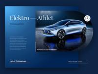 Concept EQA - Mercedes Benz