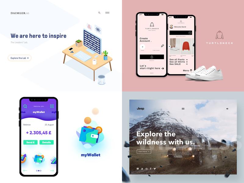 What a 2018 - Thanks! app vector ux brand typography website branding logo design