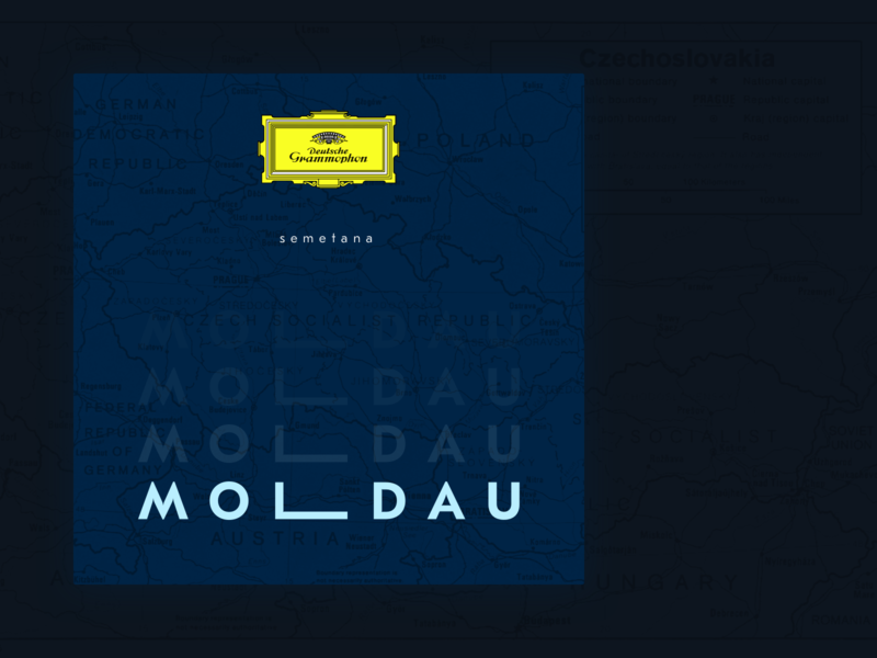 MOLDAU – semetana illustration clean typography branding brand design