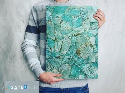 semi precious stone slabs-Agate hub