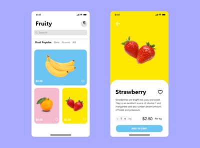 Fruity App
