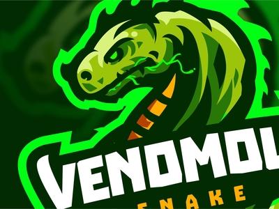 VENOMOUS   Esports logo