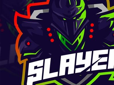 SLAYER   Esports logo