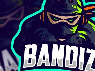 BANDIZ   Esports logo