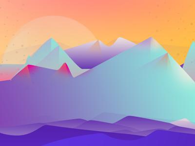 mountain dream mountain