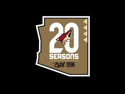 20 Coyotes Seasons