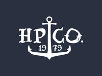Hawsepipe Co. Anchor