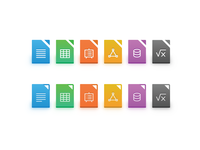 LibreOffice icons redesign 1/2