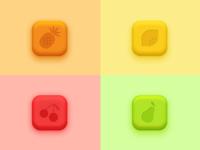 Candies: Game UI