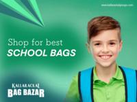 Bag brand promotion