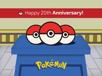 Happy Birthday Pokemon!