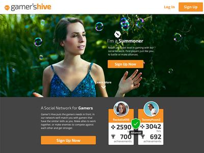 Gamer's Hive | Homepage