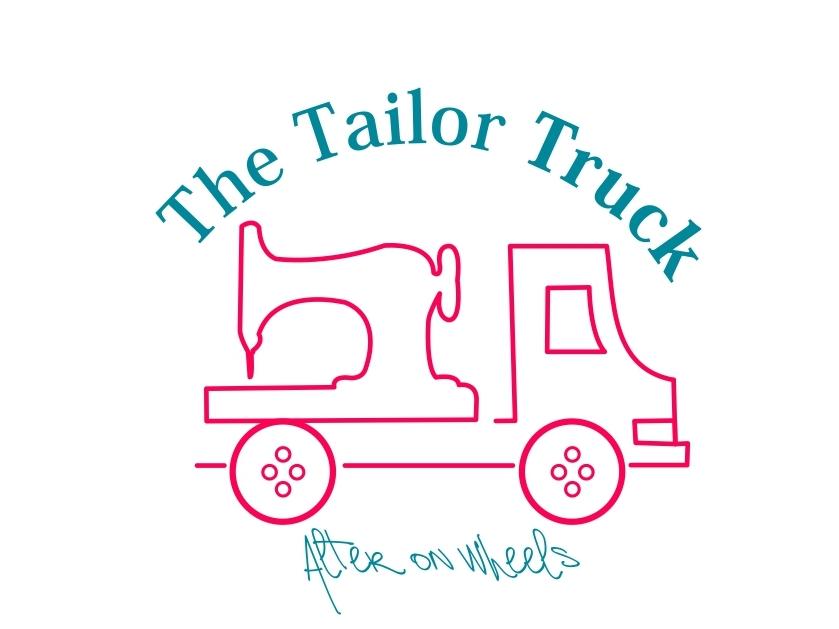 The Tailor Truck 2 font branding design branding lettering logotype logo