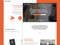 Lendingblock Website