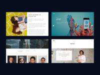Afiniti Website