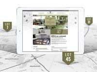 NCM Auctions | Web Design | Web Development | Responsive