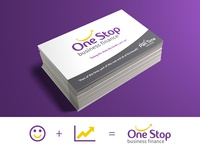 One Stop Business Finance | Business Card | Print