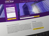 One Stop Business Finance | Web Design | Web Development