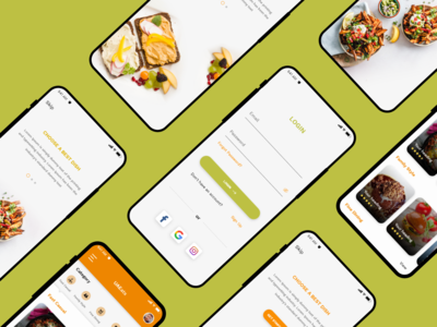UAEats Mobile app Project