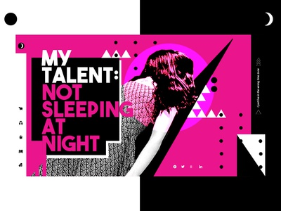 My talent is...