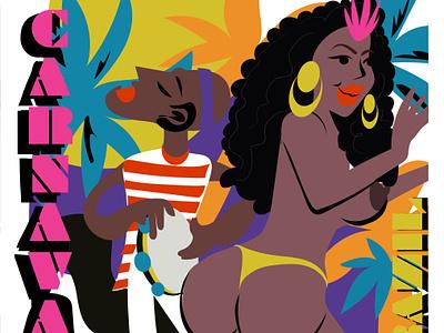 Carnaval 2019 braziliandesigner fiesta creative color brazil illustration art carnivalbrazil brasil festa carnaval