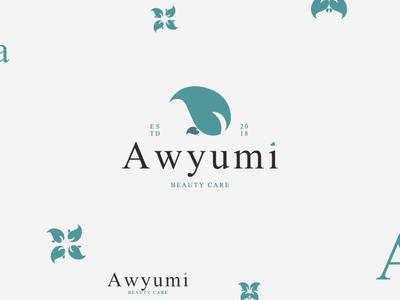 Redesign Logo Awyumi design logo logotype lettermark branding logo design logo typography lettering design