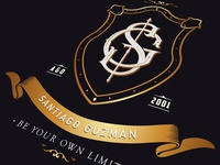 Monogram Desing. SG For Santiago Guzman