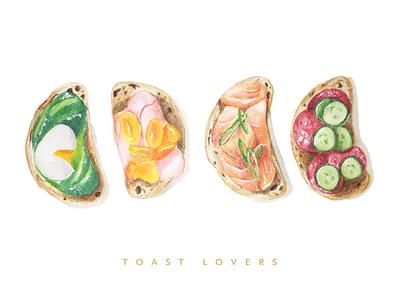 Toast Lovers
