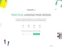 Practical Landing Page Design