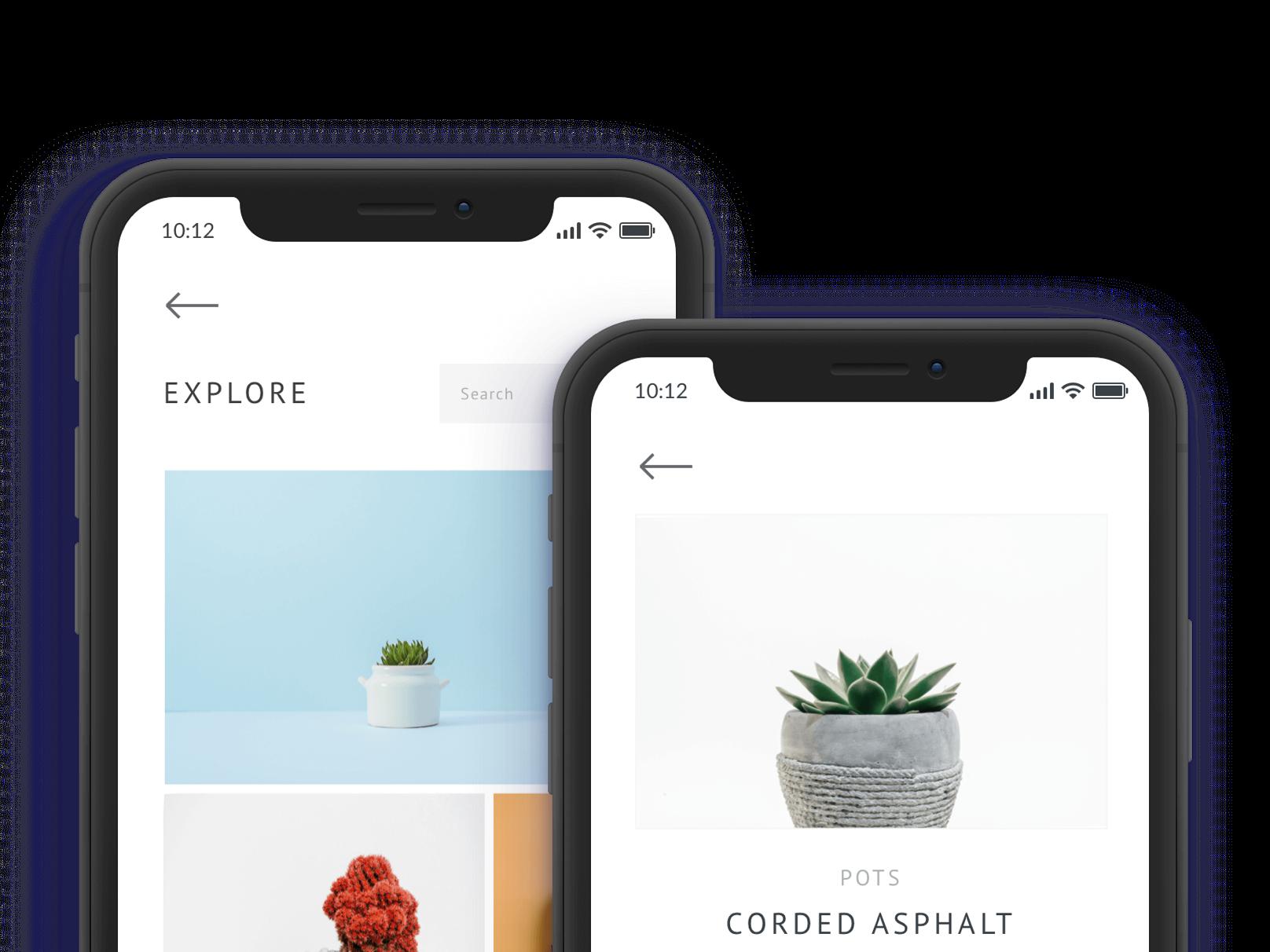 Succulent app