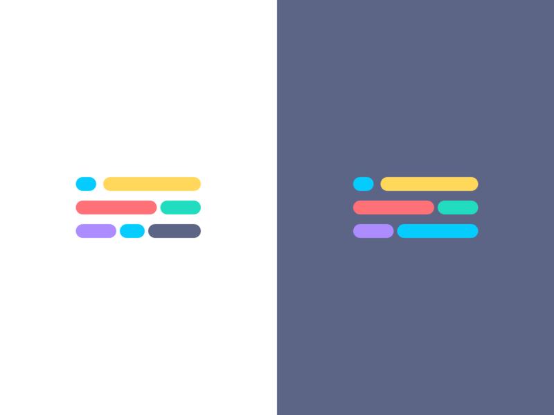 CSS Academy - Branding color palette logo minimalistic