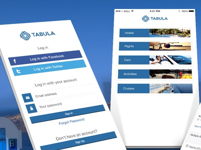Travel App - IOS Platform Experience mobile ui ui design ux user experience ios travel application native