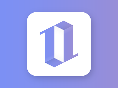 Daily UI Challenge #005 - App Icon day 5 ui icon app icon ui  ux design design dailyui daily daily 100 100 daily ui